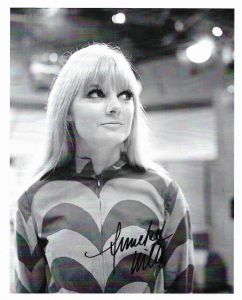Anneke Wills DOCTOR WHO 'Polly'  - Genuine Signed Autograph 10 x 8 COA 11347